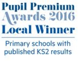 Pupil Premium Award