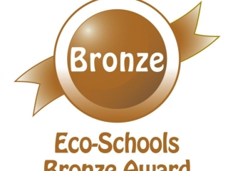 Eco-Schools Bronze award